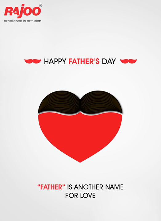 Here's wishing all the wonderful dad's a very #HappyFathersDay!  #FathersDay #RajooEngineers #Rajkot