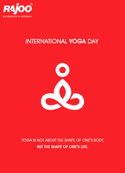 To perform every action artfully is yoga.  #InternationalYogaDay #WorldYogaDay #YogaDay #YogaDay2017 #RajooEngineers #Rajkot