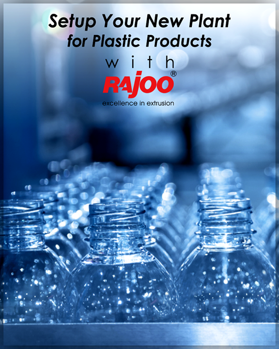 Are you planning to step in to plastic manufacturing industry? . Get in touch with us for the best plastic products manufacturing machinery.   #RajooEngineers #Rajkot