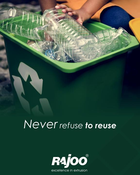 Recycle!  #Recycle #RajooEngineers #Rajkot