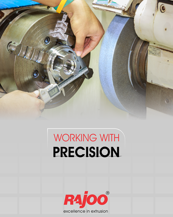 At Rajoo Engineers Limited,India we aspire to give high quality product to our customer made with top precision for high performance & productivity.  #WorkingWithExcellence #RajooEngineers #Rajkot