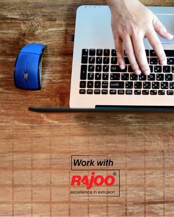 Have an experience with exposure to latest technology at Rajoo. click on below link to submit your resume.  http://www.rajoo.com/careers.html#left-tab2  #WorkWithUs #RajooEngineers #Rajkot