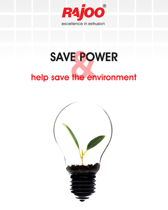 Save electricity contributes to saving everyone on our mother earth.  #SaveElectricity #GoGreen #SaveEarth #RajooEngineers #Rajkot