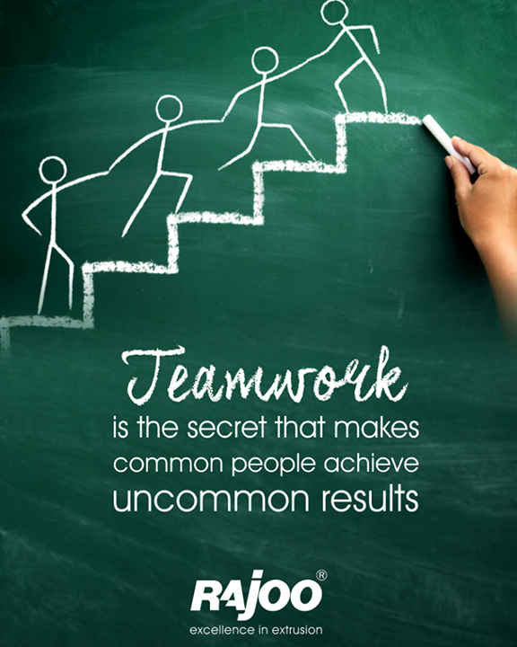 #Teamwork gives strength.  #RajooEngineers #Rajkot