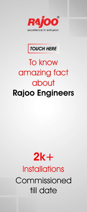 Rajoo Engineers Limited,India fact!  #RajooEngineers #Rajkot