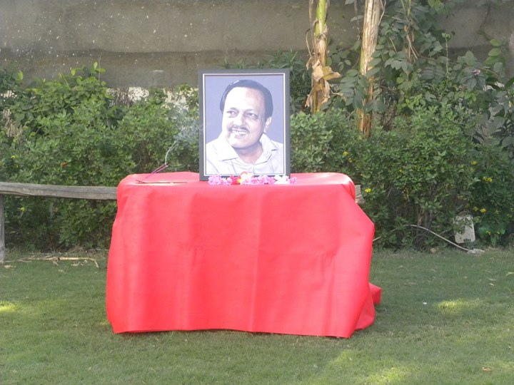 Remembering our Founder & Mentor!  #RajooEngineers #Rajkot #CNDoshi #TributeEX