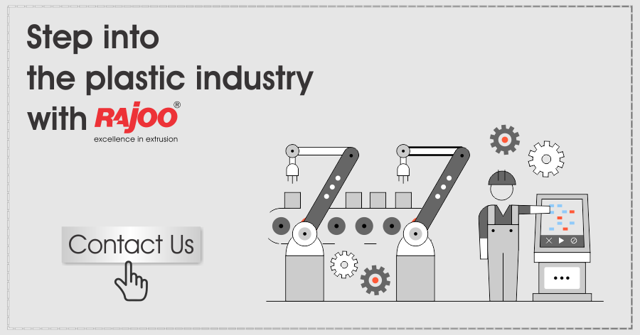 Get in touch with us if you are planning to setup plastic products manufacturing.   #RajooEngineers #Rajkot #PlasticMachinery #Machines #PlasticIndustry http://www.rajoo.com/