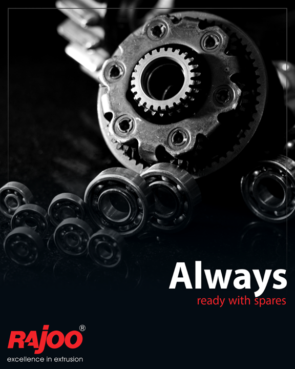 Rajoo Engineers Limited,India offers a full range of lifecycle support & service of spare parts & equipment repair, onsite training and technical support.  #RajooEngineers #Rajkot #PlasticMachinery #Machines #PlasticIndustry