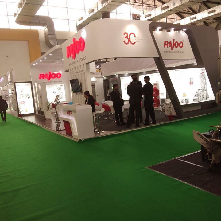Rajoo Engineers Limited,India at IPLEX'18 at Hyderabad, India!  #Events #RajooEngineers #Rajkot #Plastics #PlasticMachinery #Machines #PlasticIndustry