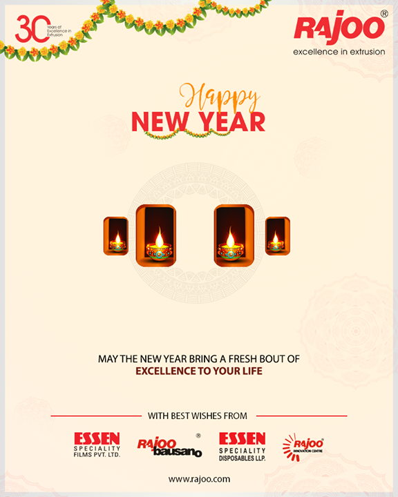 Rajoo Engineers,  NewYear, HappyNewYear, IndianFestivals, Celebration, Diwali2018, SaalMubarak, FestivalOfLight, FestivalOfJoy, FestiveSeason, RajooEngineers, Rajkot, PlasticMachinery, Machines, PlasticIndustry