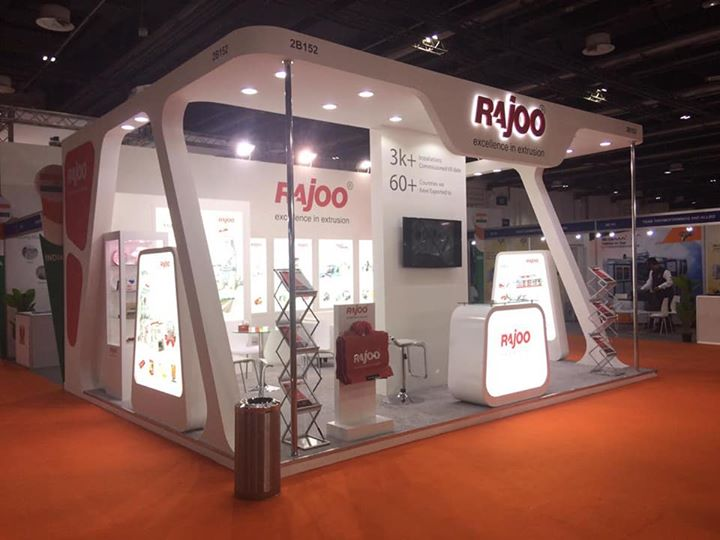 Rajoo Engineers Limited,India at Arabplast Dubai!  #ArabPlast2019 #RajooEngineers #Rajkot #PlasticMachinery #Machines #PlasticIndustry