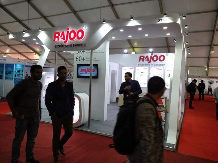 Rajoo Engineers Limited,India at IPF 2019, Dhaka.  #RajooEngineers #Rajkot #PlasticMachinery #Machines #PlasticIndustry