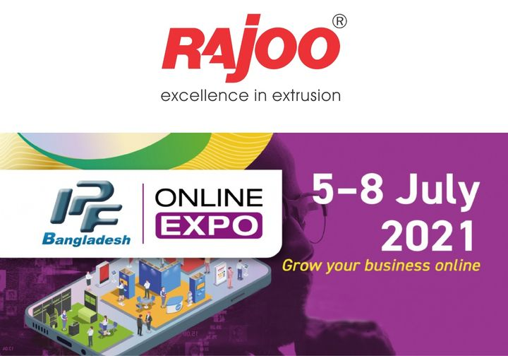 You're cordially invited to experience the excellence on Virtual platform   Area : Plastics Industrial Fair     Booth No : 341      Visit us at  Rajoo's Experience Zone   https://www.chanchao.com.tw/ipf/visitorExhibitorDetail.asp?comNo=106739&sno=162791  For Registration https://www.chanchao.com.tw/ipf/onlineexpo/Landing  www.rajoo.com  #RajooEngineers #Rajkot #PlasticMachinery #Machines #PlasticIndustry