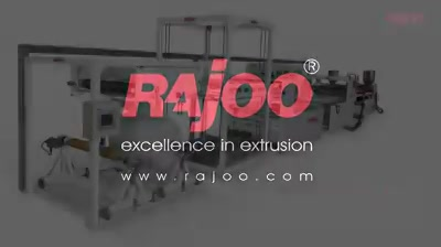 """Have a look at the masterpiece """"Lamina 1500mm A-B-A three layer rPET-HIPS-PP"""" from Rajoo Engineers Limited,India   #RajooEngineers #Rajkot"""