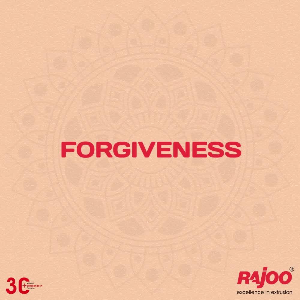 Nothing is more powerful and virtuous then forgiveness.  #MicchamiDukkadam #Samvatsari #Samvatsari2020 #RajooEngineers #Rajkot #PlasticMachinery #Machines #PlasticIndustry