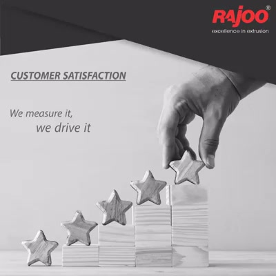 Regardless of the geographical distance, at Rajoo Engineers Limited,India we have always been on our toe in providing the level of satisfaction to our customers. Customer satisfaction is our business goal & is one of the prominent keys that unbolt success for us.  We measure it, drive it & sustain it!  #CustomerSatisfaction #RajooEngineers #Rajkot #PlasticMachinery #Machines #PlasticIndustry