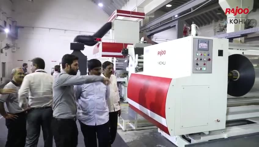 Glimpses from the exposure to the complete state-of-the-art manufacturing facility of Rajoo Engineers Limited,India  & Rajoo Innovation center at the Open house on 5 & 6th September!  #RajooEngineers #PlasticMachinery #Machines #PlasticIndustry