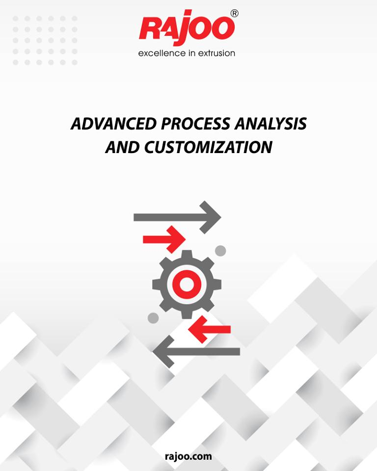 Advanced process analysis and simulation software (Flow 2000) for customizing screw and die spiral channel designs  ReadMore:https://t.co/ogCKAm4LgN  #RajooEngineers #PlasticMachinery #Machines #PlasticIndustry https://t.co/3q0xpFLSCX