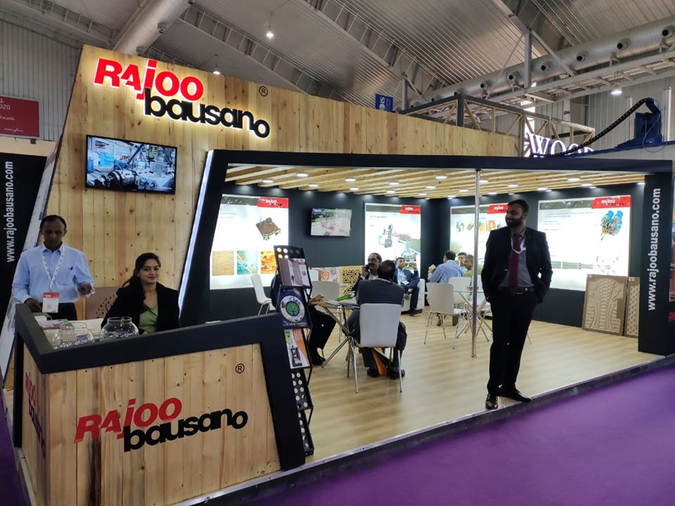 Rajoo Engineers Limited at IndiaWood 2020!  We await your presence!  #IndiaWood2020 #RajooEngineers #Rajkot #PlasticMachinery #Machines #PlasticIndustry https://t.co/Vu2Erw2VlA
